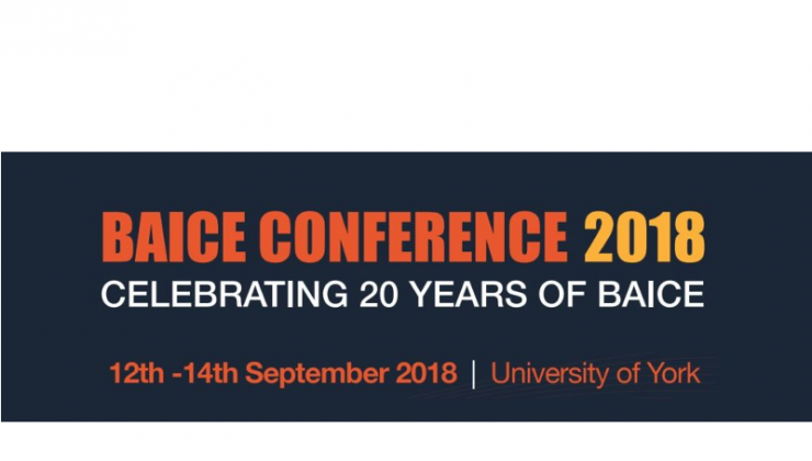 BAICE conference