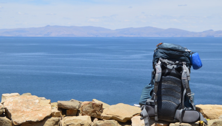 Backpacking in Bolivia