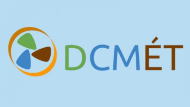 DCMET logo