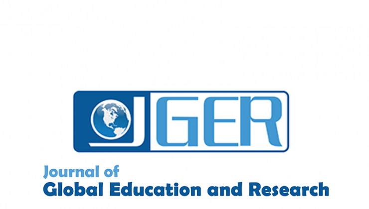 Journal of Global Education and Research logo