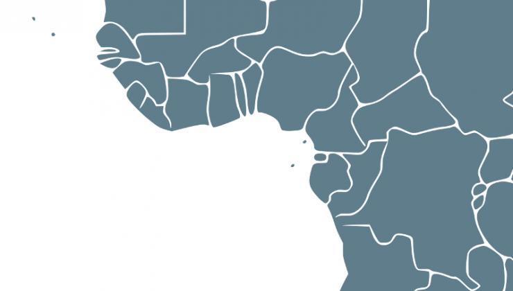 Africa map