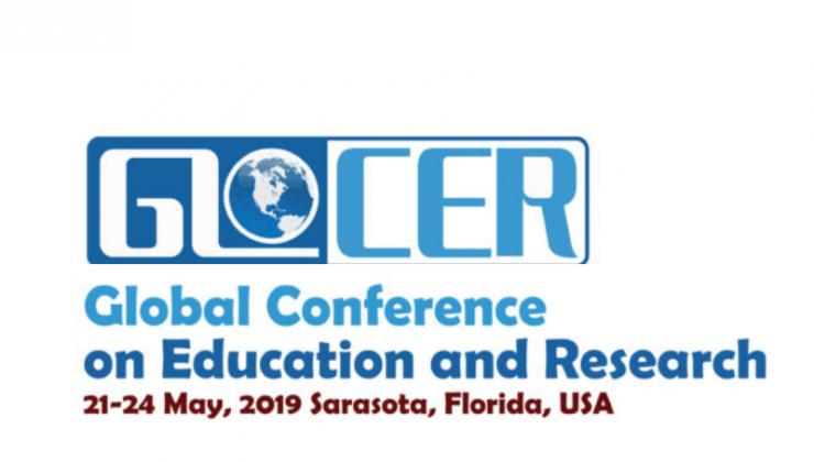 GLOCER conference logo